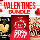 Valentine Bundle - GraphicRiver Item for Sale