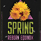Spring Equinox Flyer Template V6 - GraphicRiver Item for Sale