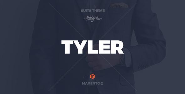 Tyler – Responsive Magento 2 Theme