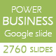 Power Business Google Slide Presentation Templates - GraphicRiver Item for Sale
