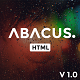 Abacus - Coming Soon Template. Nulled