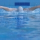 Professional Swimmer Performing - VideoHive Item for Sale