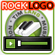 Indie Rock Logo - AudioJungle Item for Sale