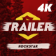 Rockstar Trailer - VideoHive Item for Sale