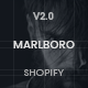 Marlboro Drag And Drop - Responsive- Shopify Theme Nulled