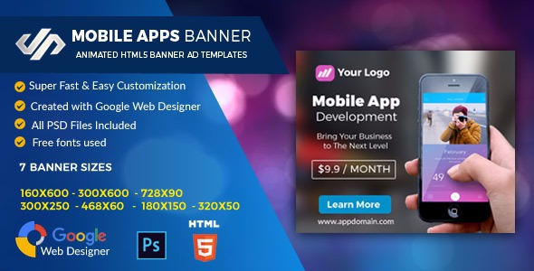 Photo banner apps