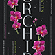 Orchid Flyer Template - GraphicRiver Item for Sale