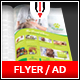 Pet Care Flyer / Magazine AD - GraphicRiver Item for Sale