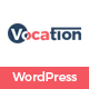 Vocation – Corporate WordPress Theme Nulled