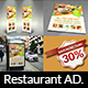 Breakfast Restaurant Advertising Bundle