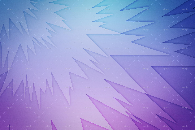 Sharp Gradient Backgrounds