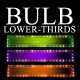 Bulb Lower Thirds - VideoHive Item for Sale