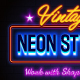 Vintage Neon Styles - GraphicRiver Item for Sale