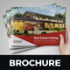 Real Estate Agency Brochure Catalog v3 - GraphicRiver Item for Sale