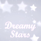 Dreamy Stars Bokeh Background V1 - VideoHive Item for Sale