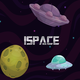 ISpace Buildbox Game Template | High Graphics | Admob - Chartboost - IAP - CodeCanyon Item for Sale