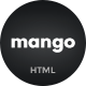 Mango - Portfolio for Creatives - ThemeForest Item for Sale