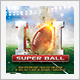 American Football Flyer - GraphicRiver Item for Sale