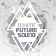 White Future Sound Flyer Template - GraphicRiver Item for Sale