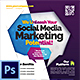 Social Media Campaign Flyer - GraphicRiver Item for Sale