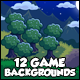 Game Background Pack 1 - GraphicRiver Item for Sale