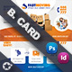 Moving House Business Card Templates - GraphicRiver Item for Sale