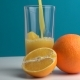 Orange Juice and Slices of Orange - VideoHive Item for Sale