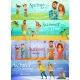 Season Family Banners - GraphicRiver Item for Sale