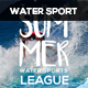 Water Sport Flyer - GraphicRiver Item for Sale