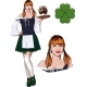Irish Girl with Beer - GraphicRiver Item for Sale