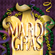 Mardi Gras Poster Template - GraphicRiver Item for Sale