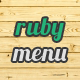 Ruby Mega Menu - CodeCanyon Item for Sale
