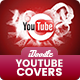 Photography & Game Youtube Covers - 27PSD