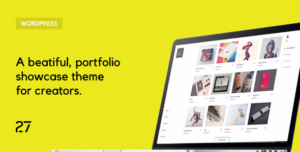 Quantica – A Minimal Creative WordPress Theme