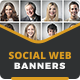 Social Web Banners - HTML5 Ad Templates - CodeCanyon Item for Sale