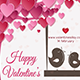 Valentines  Day Love Flyer - GraphicRiver Item for Sale