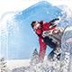 Snowboard Festival Flyer VOL 2 - GraphicRiver Item for Sale