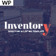 Inventory - WordPress Directory Theme - ThemeForest Item for Sale