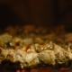 Roasting Shish Kebabs on the Grill - VideoHive Item for Sale