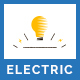 Max Electric - Electrician WordPress Theme - ThemeForest Item for Sale