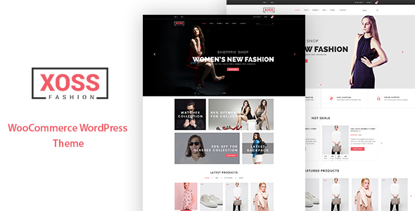 Xoss – WooCommerce WordPress Theme