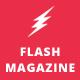 FlashMagazine - Responsive WordPress Blog Theme - ThemeForest Item for Sale