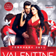 Valentine Flyer - GraphicRiver Item for Sale