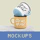 Enamel Mug Mockups Pack - GraphicRiver Item for Sale