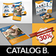 Products Catalog Brochure Bundle Vol.3 - GraphicRiver Item for Sale