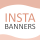 Instagram Promotional Templates | Feminine Style - GraphicRiver Item for Sale