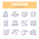 Gamification Doodle Icons - GraphicRiver Item for Sale