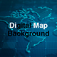 Digital Map Background - VideoHive Item for Sale