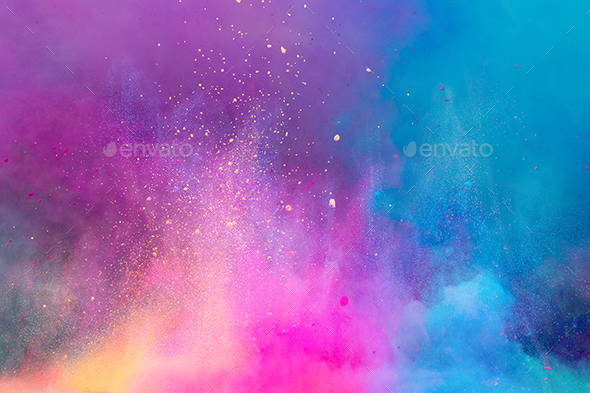 Colorful Background - Abstract Backgrounds