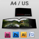 A4 Photography Portfolio - GraphicRiver Item for Sale